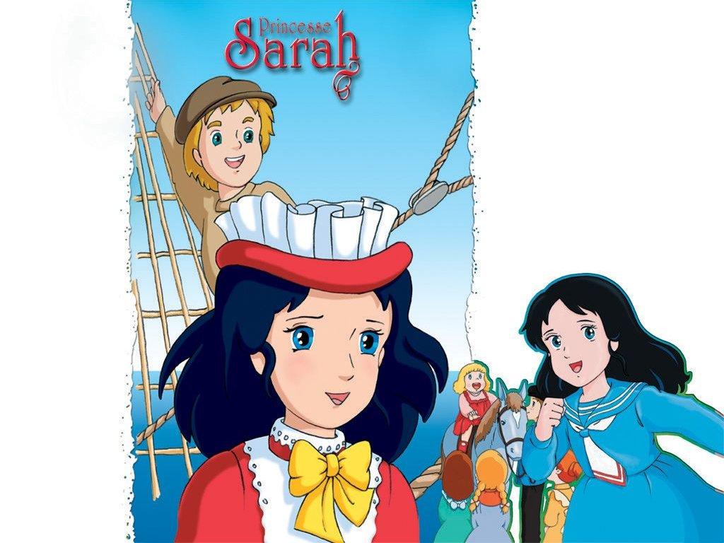 Affiches dessin animes - Dessin anime de princesse sarah ...