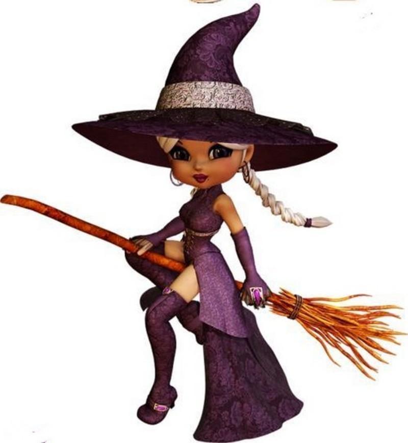 De bien jolies sorcieres - Image de sorciere ...