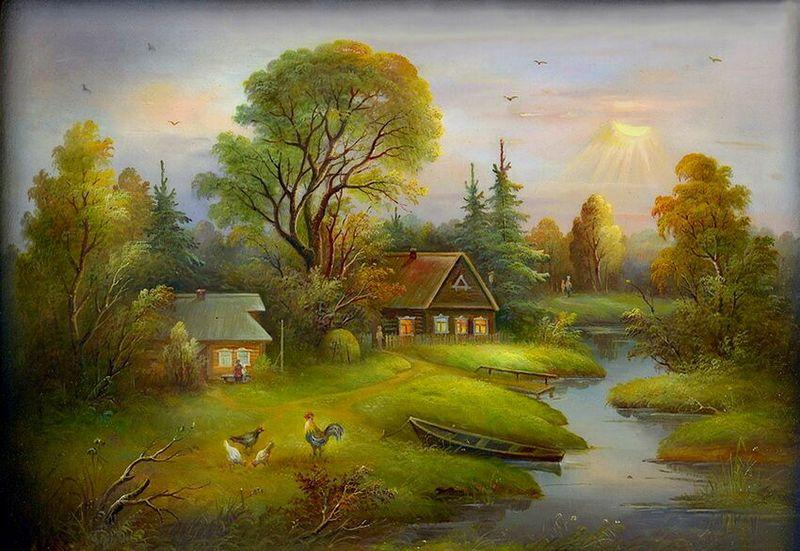 beaux paysage
